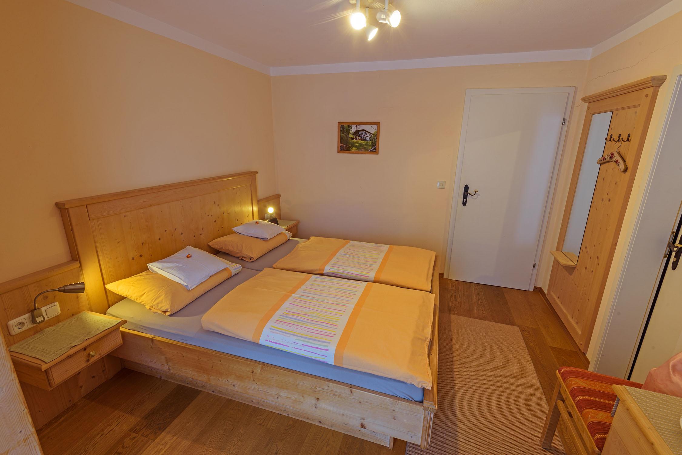 Bad Bayersoien, Seeburg, Gästezimmer DZ #1