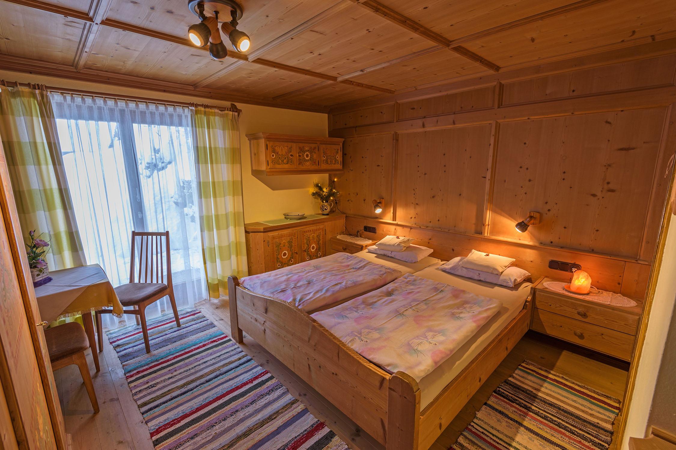 Bad Bayersoien, Seeburg, Gästezimmer DZ #2